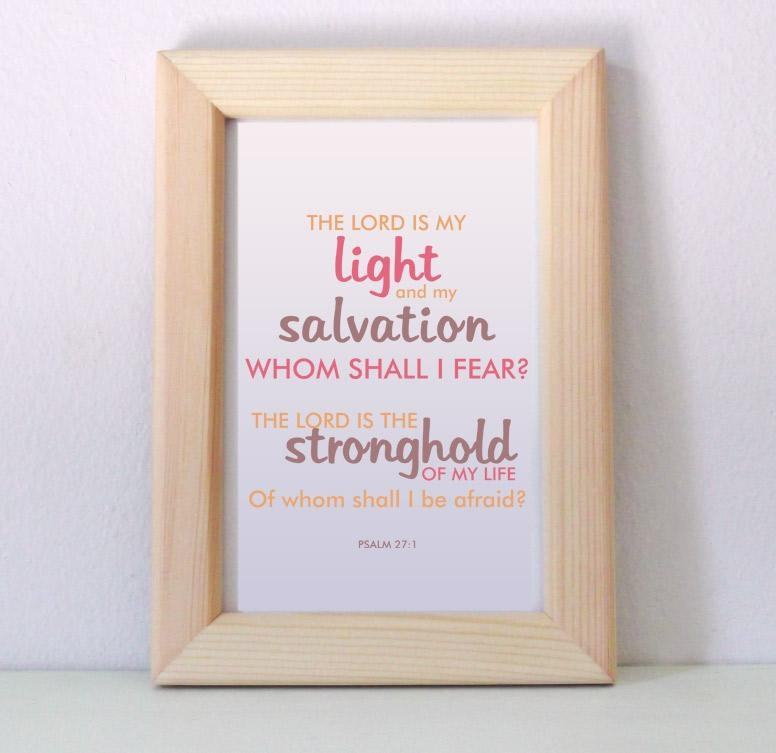 Featured Image of Bible Verses Framed Art