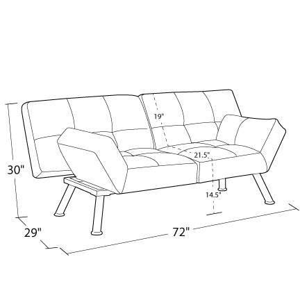 Product Intended For Mainstay Sofas (Image 17 of 20)