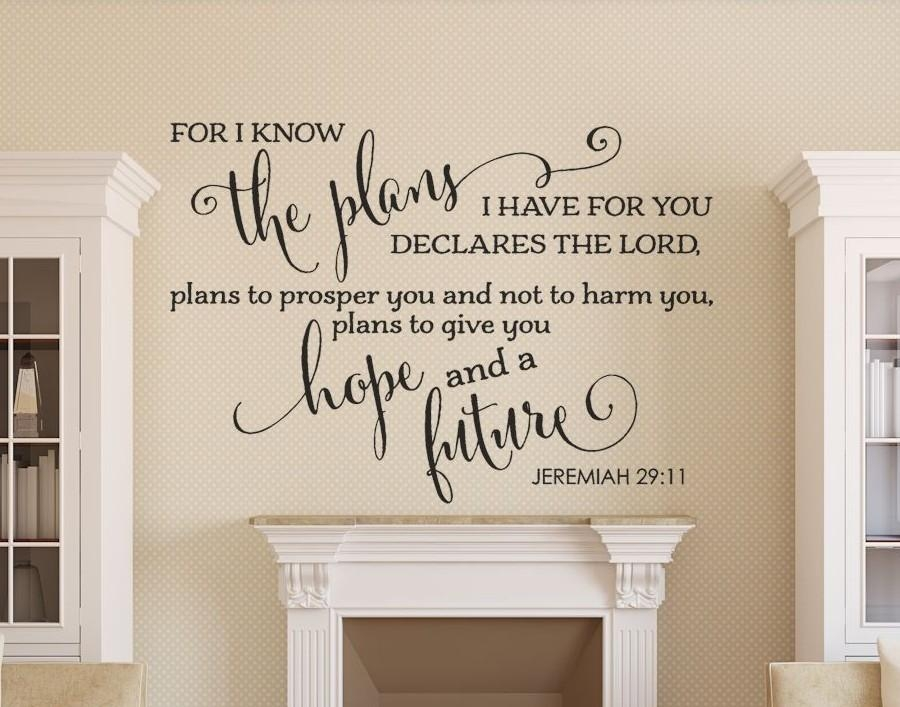Psalm 139 Wall Decal Bible Verse Decal Nursery Dorm Church, Wall In Nursery Bible Verses Wall Decals (View 4 of 20)