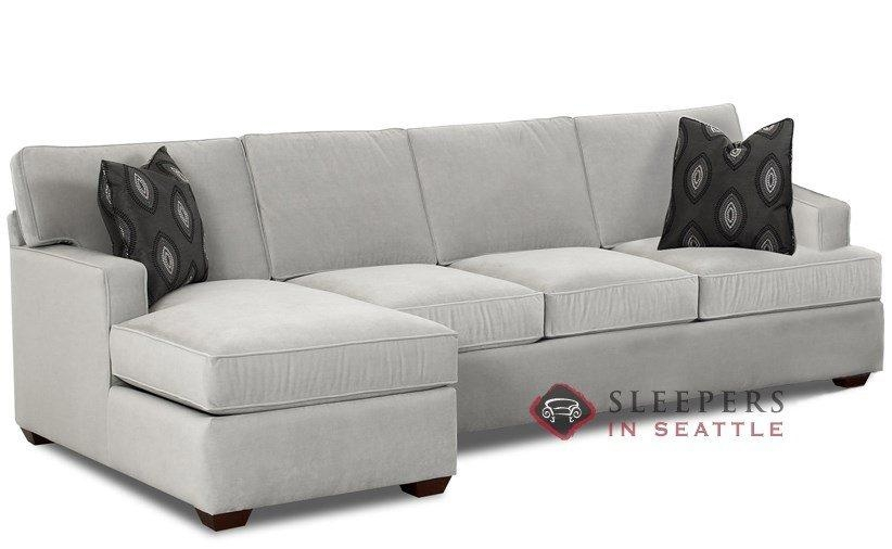 Queen Sleep Sofa Within Chenille Sleeper Sofas (Image 19 of 20)