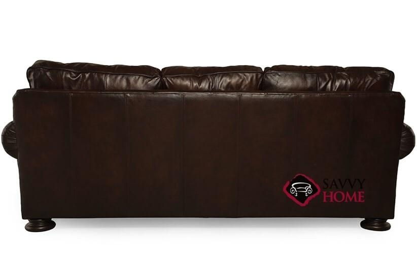 Quick Ship Fosterbernhardt Leather Sofa Inbernhardt With Pertaining To Foster Leather Sofas (View 6 of 20)