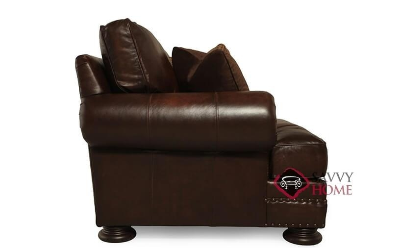 Quick Ship Fosterbernhardt Leather Sofa Inbernhardt With With Foster Leather Sofas (View 9 of 20)