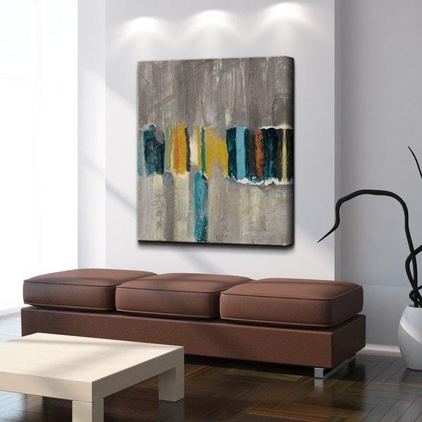 Ready2Hangart 'smash Vii' Oversized Canvas Wall Art – Free Inside Oversized Canvas Wall Art (Image 10 of 20)