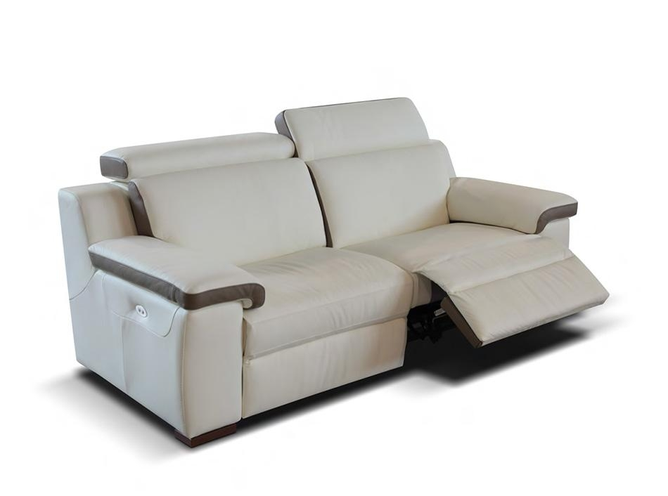 Recliner Sofa Pradoseduta D'arte With Italian Recliner Sofas (View 2 of 20)