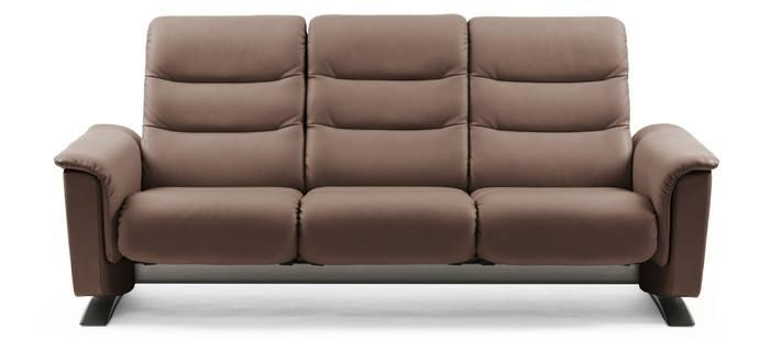 Recliner Sofas | Stressless Leather Reclining Sofas With Sofas (View 9 of 20)
