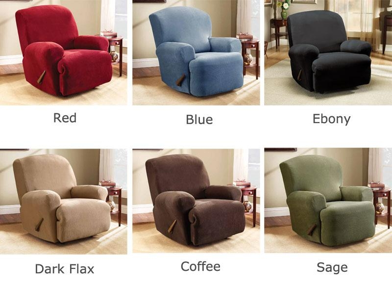 Reclining Chair Covers – Coredesign Interiors Pertaining To Stretch Covers For Recliners (View 19 of 20)