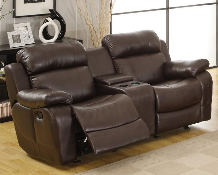 Reclining Sofa With Drink Holder – You Sofa Inpiration With Regard To Sofas With Drink Holder (Image 16 of 20)