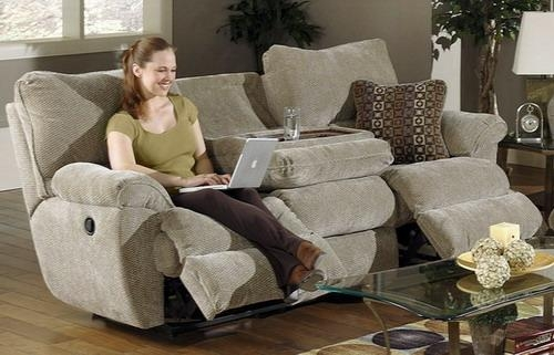 Reclining Sofas (Image 12 of 20)