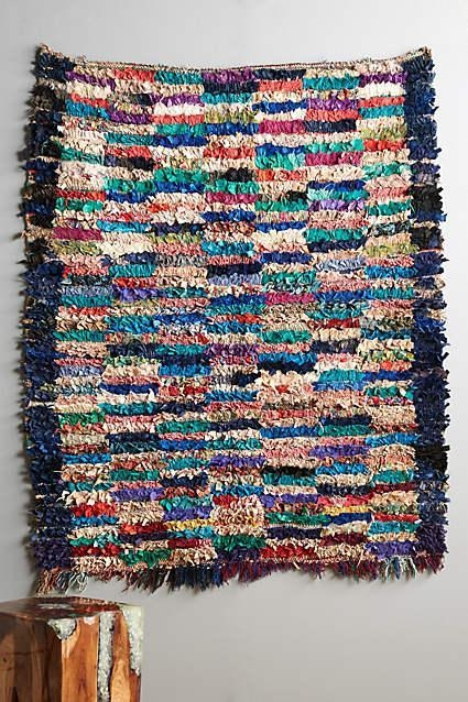 Recycled Fabric Strips Wall Art – Products, Bookmarks, Design With Recycled Wall Art (View 11 of 20)