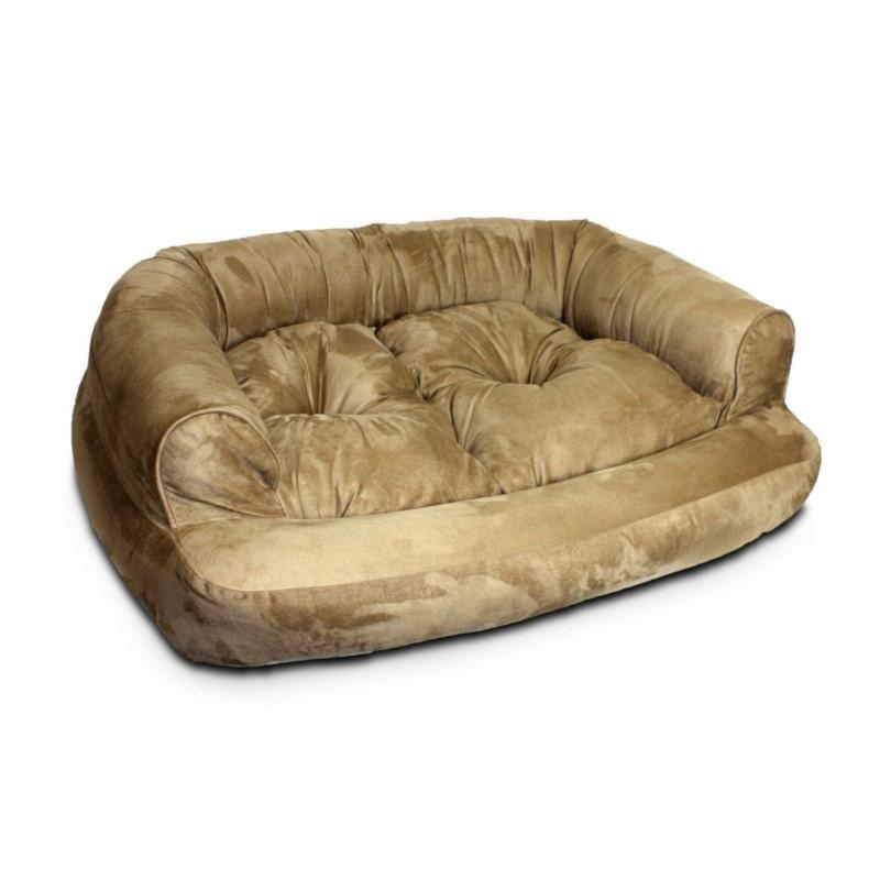 Replacement Cover – Overstuffed Luxury Dog Sofa | Microsuede In Snoozer Luxury Dog Sofas (Image 3 of 20)