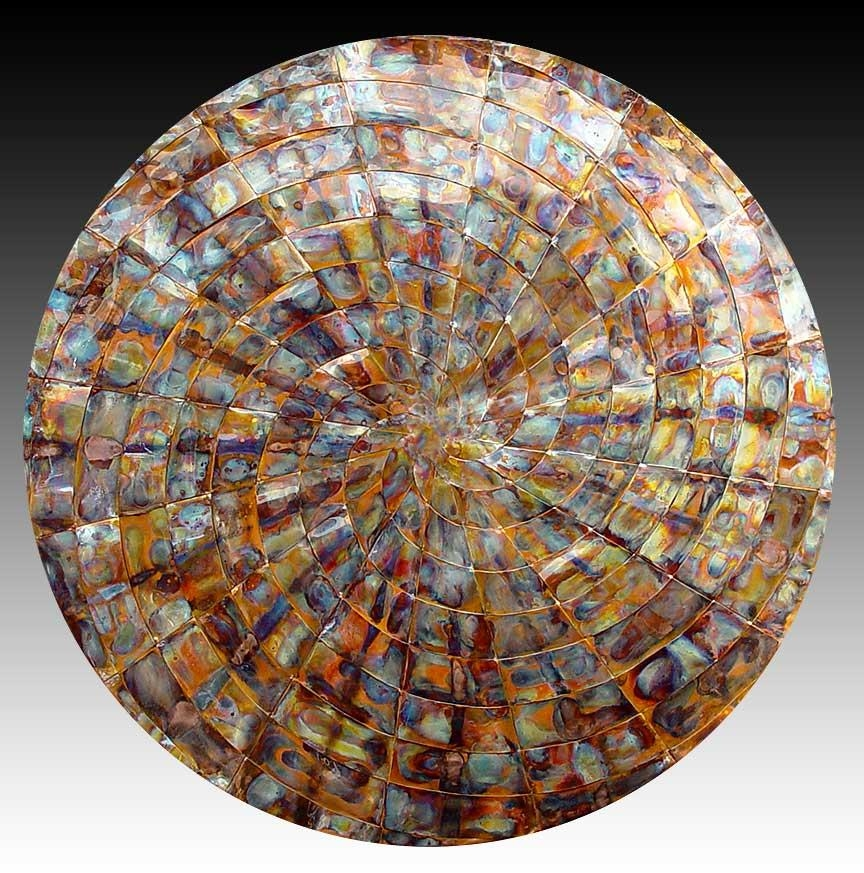 Featured Image of Large Round Wall Art