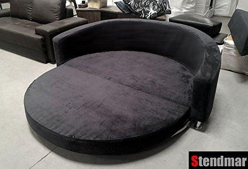 Round Sleeper Bed Sofa – Ansugallery Throughout Slumberland Couches (Image 3 of 20)