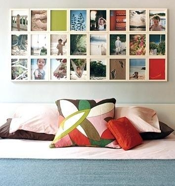Roundup: 10 Diy Photography Wall Art Projects | Curbly With Photography Wall Art (Image 14 of 20)