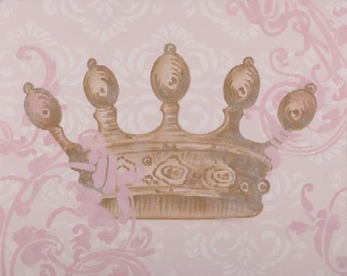 Royal Crown Wall Art – Everything Princesses For Princess Crown Wall Art (Image 18 of 20)