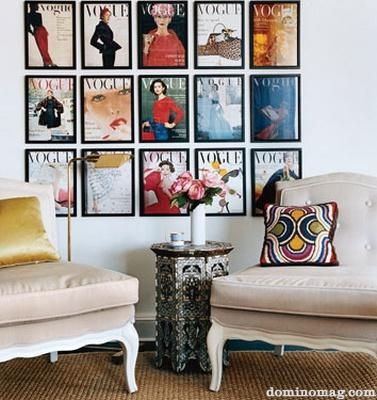 Featured Image of Large Retro Wall Art