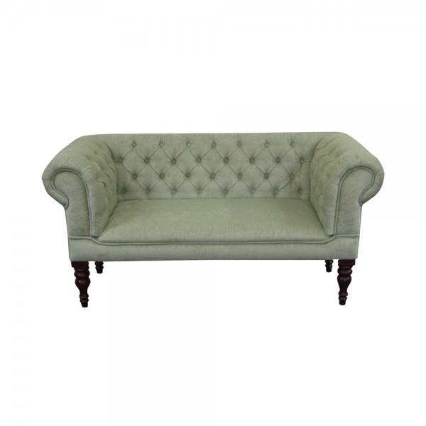 Sage Slipper Sofa For Slipper Sofas (Image 7 of 20)