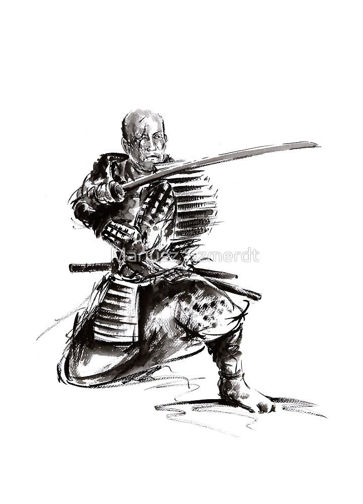 Samurai Art Print Samurai Sword Japan Poster Japan Photography With Samurai Wall Art (Image 12 of 20)