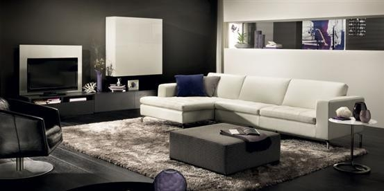 Savoy Sectional Sofanatuzzi Italia – Labor Day Sale! Pertaining To Natuzzi Microfiber Sectional Sofas (Image 18 of 20)