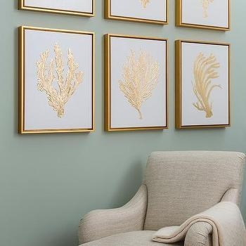 Sea Fan Art Design Ideas Pertaining To Sea Fan Wall Art (Image 12 of 20)