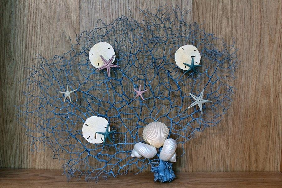 Sea Fan – Sea Treasurepatrice Intended For Sea Fan Wall Art (Image 11 of 20)