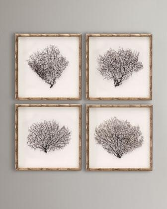 Sea Fans – Neiman Marcus Intended For Sea Fan Wall Art (Image 18 of 20)