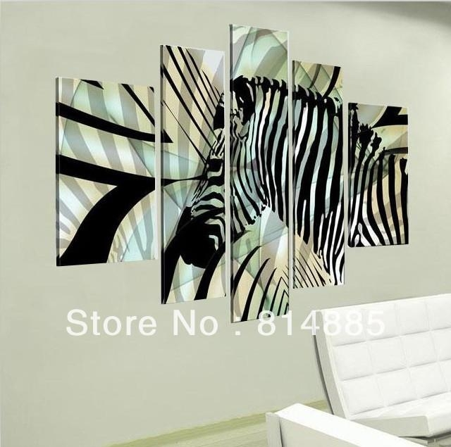 Search On Aliexpressimage Throughout Zebra Wall Art Canvas (View 9 of 20)