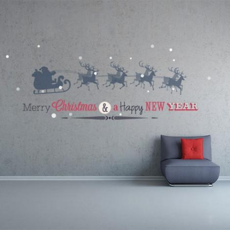Seasonal Wall Art Stickers | Wall Decals & Tatoo | Wallderful Intended For Seasonal Wall Art (Image 20 of 20)