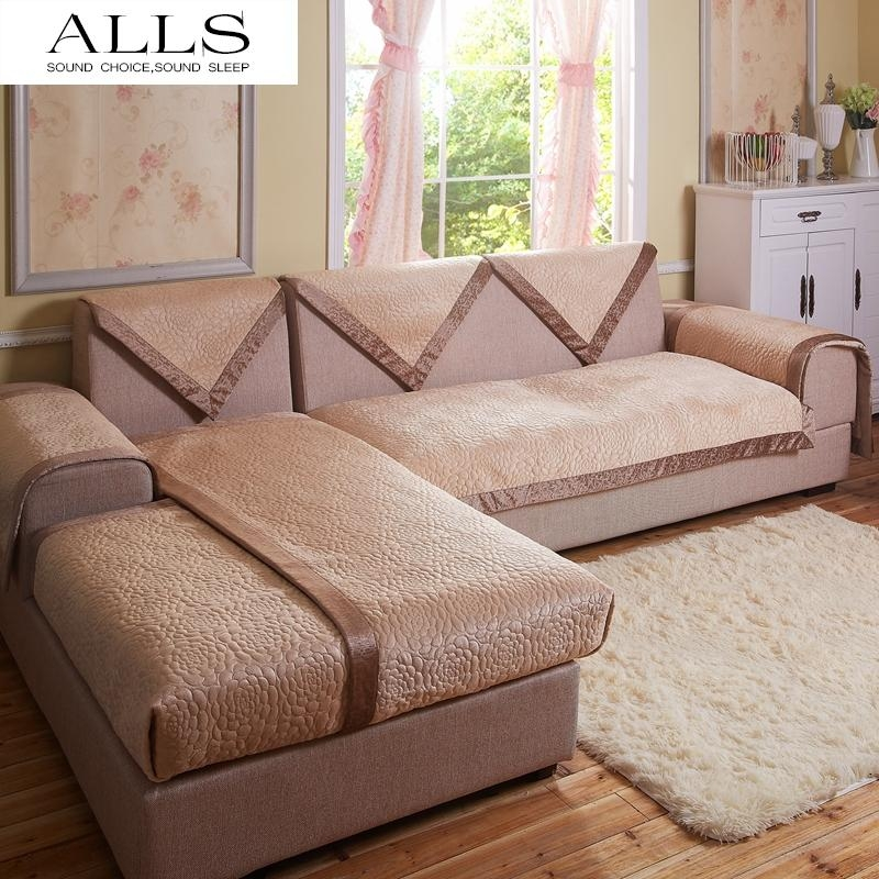 Sectional Furniture Covers – Sectional Sofa Covers Tips On Making With Regard To Sofas Cover For Sectional Sofas (Image 16 of 20)