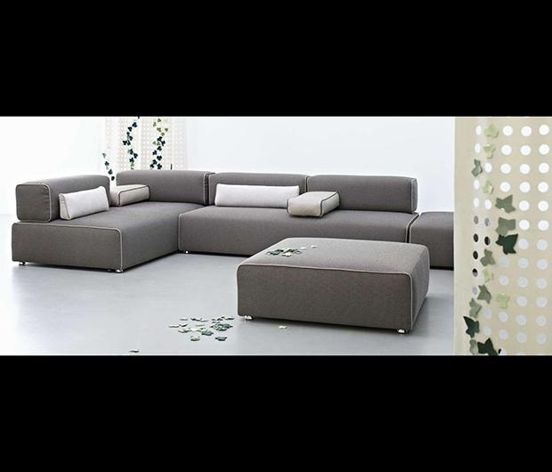 Sectional Preference: Decorating With Sectional Sofas Intended For Cantoni  Sofas (Image 19 Of 20