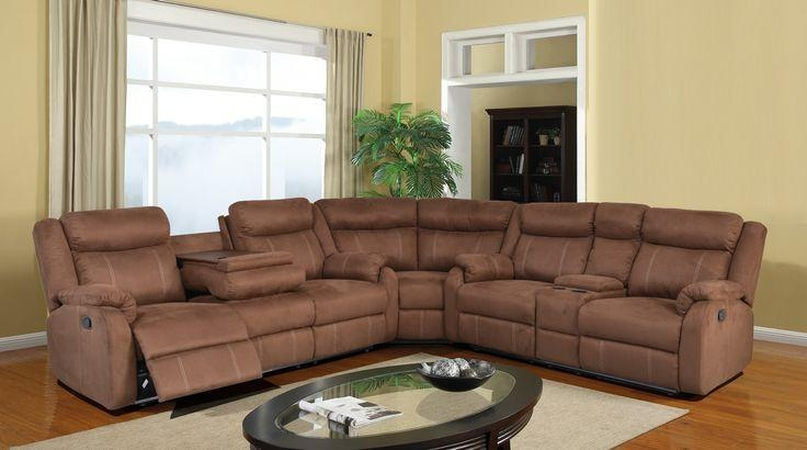 Sectional Sofas With Recliners And Cup Holders #2663 With Sofas With Cup Holders (Image 17 of 20)