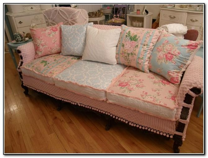 Shabby Chic Sofa Slipcovers – Sofa : Home Design Ideas Regarding Shabby Chic Sofa Slipcovers (Image 14 of 20)