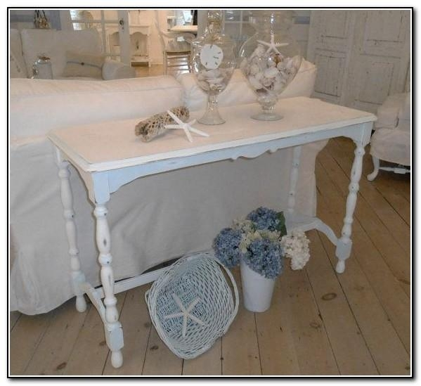 Shabby Chic Sofa Table – Sofa : Home Design Ideas #gd6Ljpamv915474 Intended For Shabby Chic Sofa Tables (Image 12 of 20)