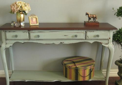Featured Image of Shabby Chic Sofa Tables