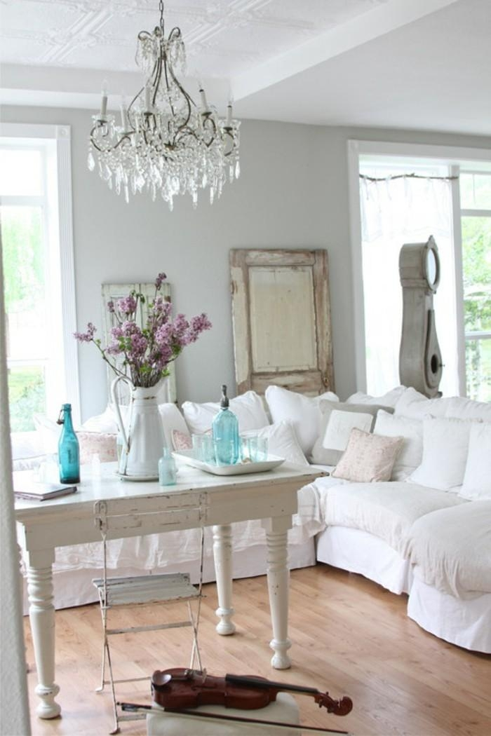 Shabby Chic White Sofa Table – Sofa Hpricot With Regard To Shabby Chic Sofa Tables (Image 15 of 20)