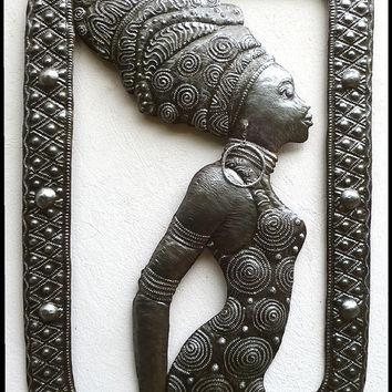 Shop African Wall Art Decor On Wanelo With African Metal Wall Art (View 8 of 20)