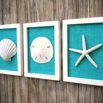 Shop Beach Cottage Wall Art On Wanelo Inside Beach Wall Art (View 11 of 20)