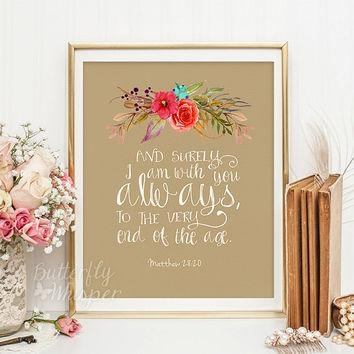 Shop Bible Verse Canvas On Wanelo Pertaining To Bible Verses Framed Art (View 9 of 20)