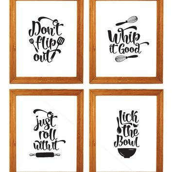 Shop Kitchen Wall Art Sets On Wanelo With Kitchen Wall Art Sets (Image 17 of 20)
