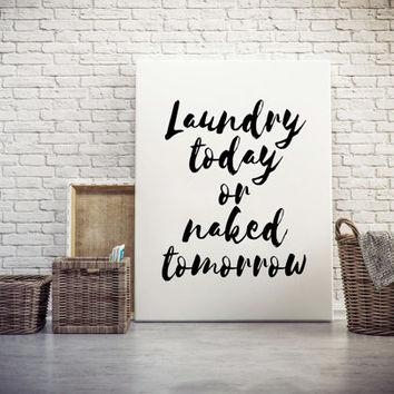 Shop Laundry Wall Art On Wanelo With Laundry Room Wall Art (Image 20 of 20)