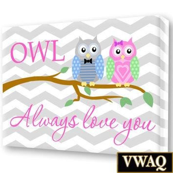 Shop Owl Always Love You On Wanelo Within Owl Framed Wall Art (Image 18 of 20)