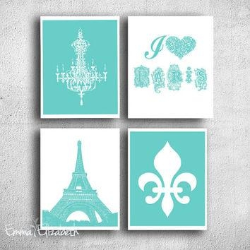 Shop Tiffany Blue Wall Decor On Wanelo Inside Tiffany And Co Wall Art (Image 16 of 20)