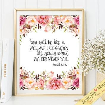 Shop You Verse Bible On Wanelo Pertaining To Bible Verses Framed Art (Image 20 of 20)