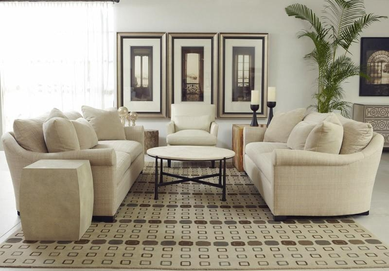 Simple, Comfortable Bernhardt Sofa — Home Design Stylinghome With Bernhardt Sofas (Image 17 of 20)