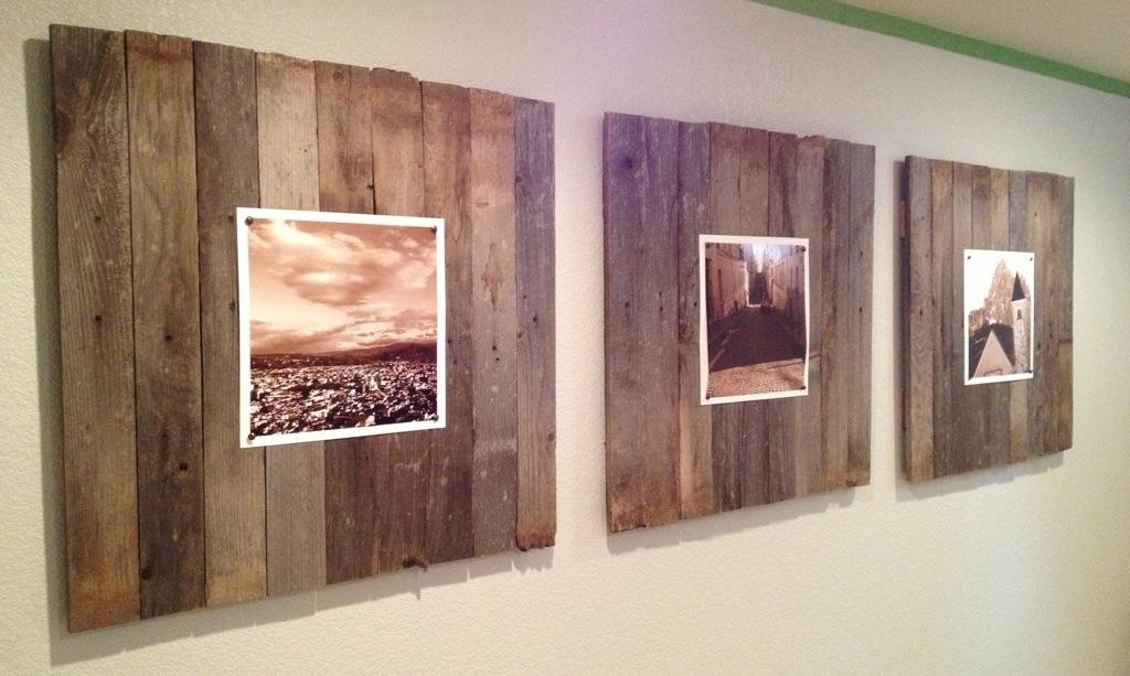 Simple Wood Panel Wall Art : Awesome Wood Panel Wall Art – All With Regard To Wood Wall Art Panels (Image 13 of 20)