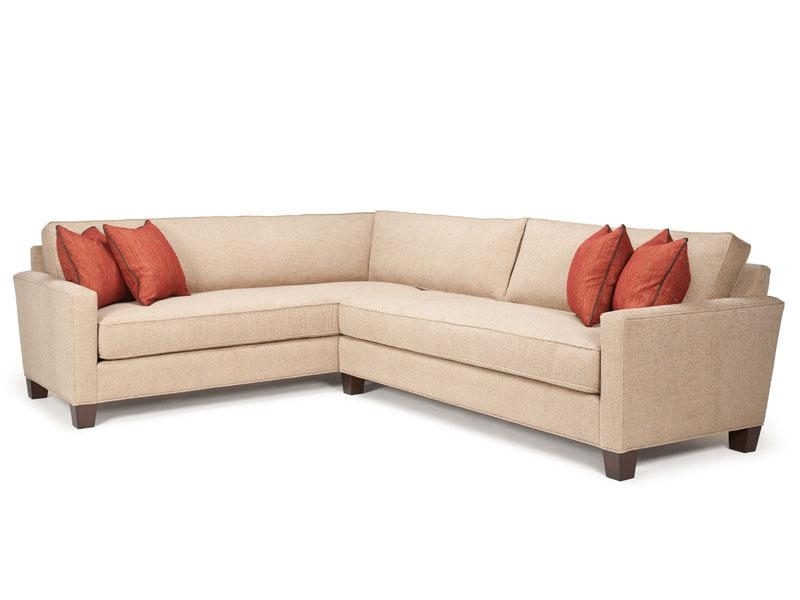 Single Cushion Sofa (View 7 of 20)
