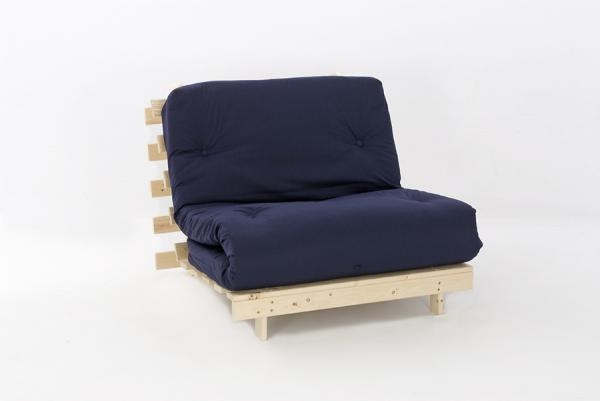 Single Futon Chair Mattress Single Futon Chair Bed Bristol Sofa Pertaining To Single Futon Sofa Beds (Image 16 of 20)