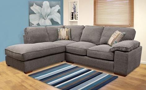 Sit And Sleep Comfortable On Elegant Corner Sofa Beds – Designinyou In Corner Sofa Beds (View 10 of 20)