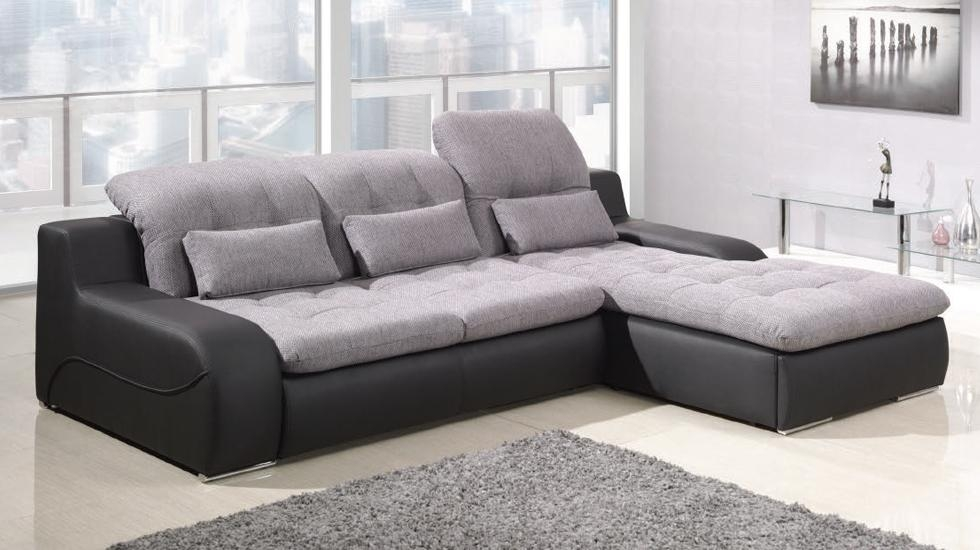 Sit And Sleep Comfortable On Elegant Corner Sofa Beds – Designinyou Inside Corner Sofa Beds (View 7 of 20)