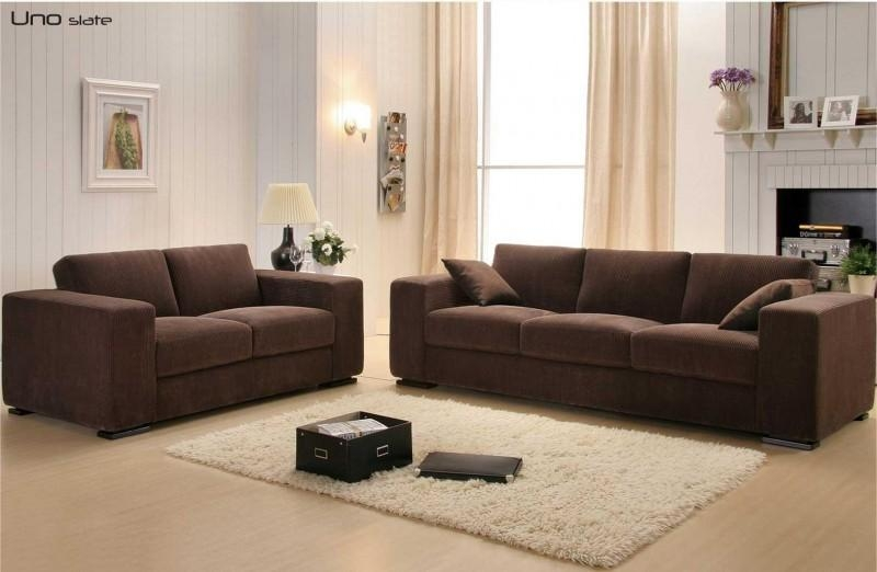 Slate Brown Corduroy Sofa Bed – Sofa Beds Star Modern Furniture Pertaining To Brown Corduroy Sofas (View 10 of 20)