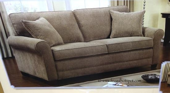Sleeper Sofa At Costco – Tourdecarroll For Queen Sleeper Sofa Sheets (View 10 of 20)